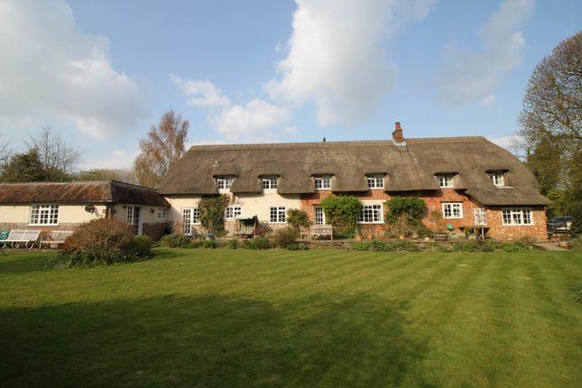Thumbnail Cottage for sale in Winterbourne Dauntsey, Salisbury, Wiltshire