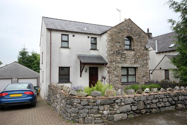 Thumbnail Detached house for sale in Burton, Carnforth