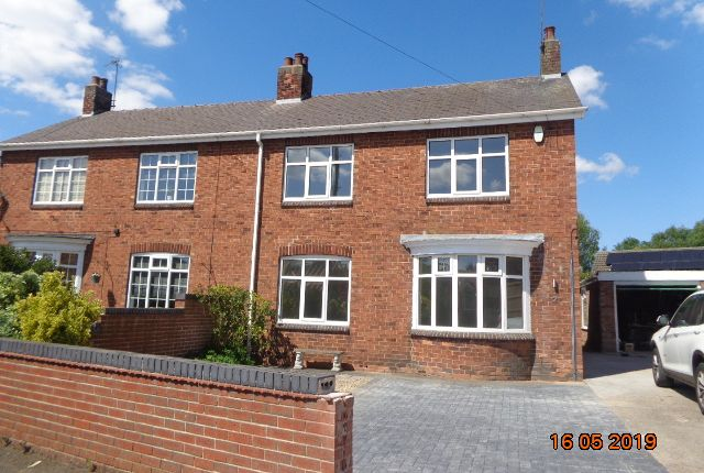 Thumbnail Semi-detached house to rent in Temperance Avenue, Messingham