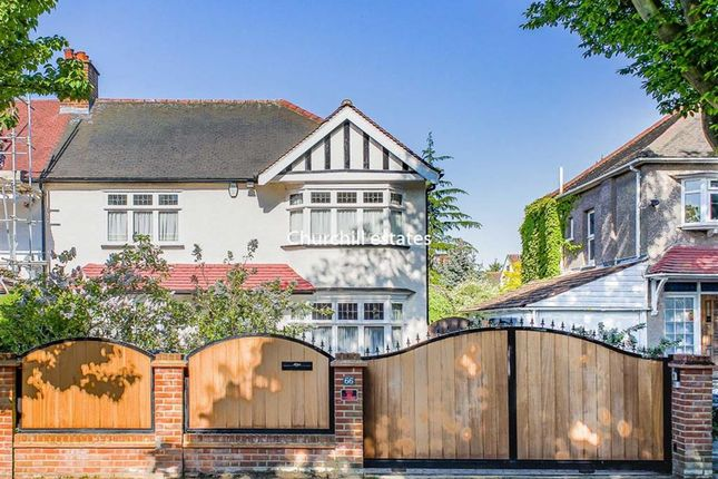 Thumbnail Semi-detached house for sale in Malford Grove, London