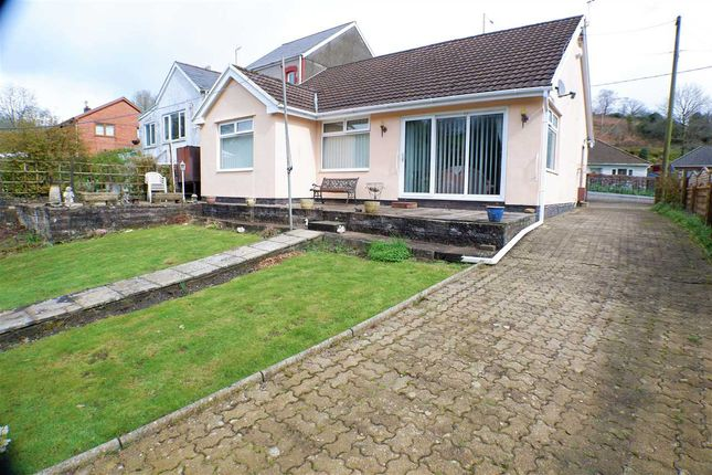 Thumbnail Bungalow for sale in Fairwinds, Penrhiwfer Road, Porth