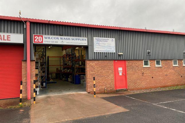 Thumbnail Industrial to let in Unit 20, Great Western Industrial Estate, Birmingham