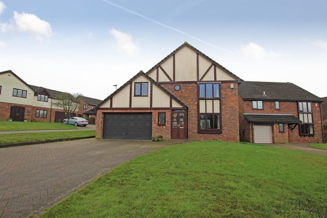 Thumbnail Detached house for sale in Knowlesly Meadows, Darwen
