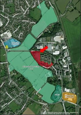 Thumbnail Commercial property for sale in Land At The Pavilions, White Horse Business Park, Trowbridge, Wiltshire