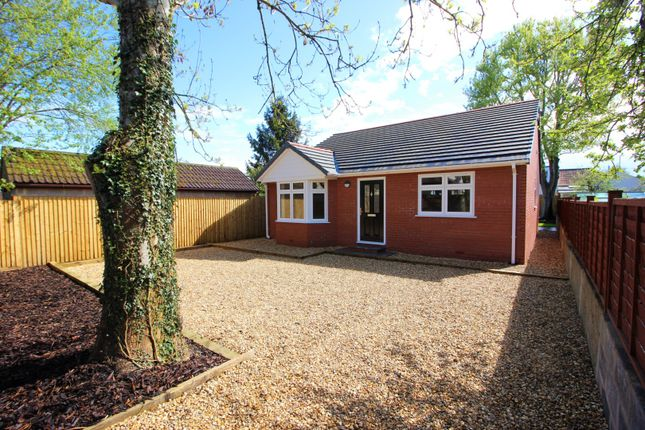 Thumbnail Detached bungalow for sale in Wetherby Grove, Downend