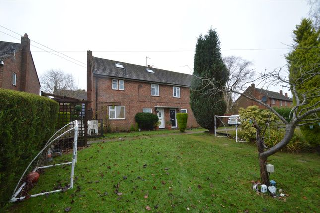 Thumbnail Semi-detached house for sale in Wartling Drive, Bexhill-On-Sea