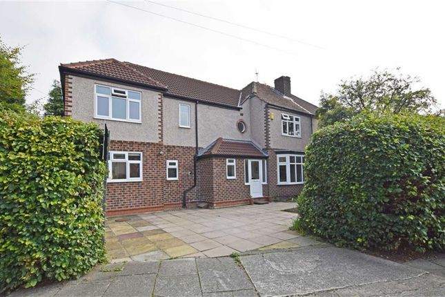 Thumbnail Semi-detached house for sale in Dalston Drive, Didsbury, Manchester