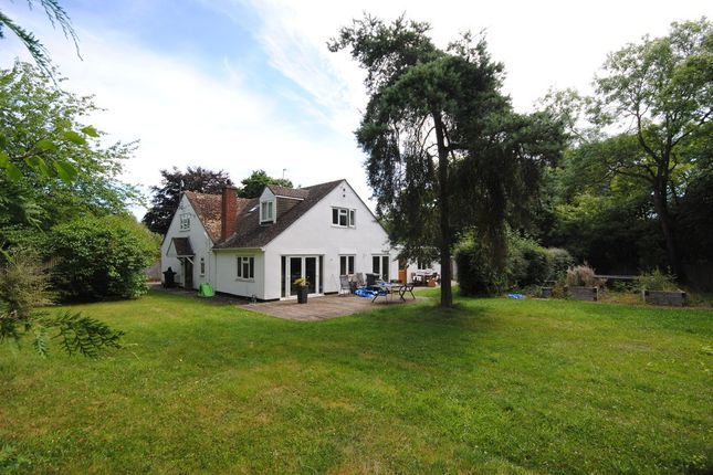 Thumbnail Detached house for sale in Common Road, North Leigh, Witney