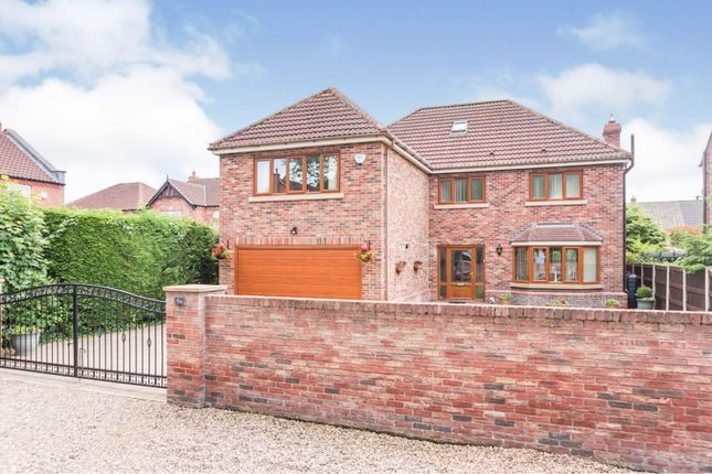 Thumbnail Detached house for sale in Station Road, Hatfield, Doncaster