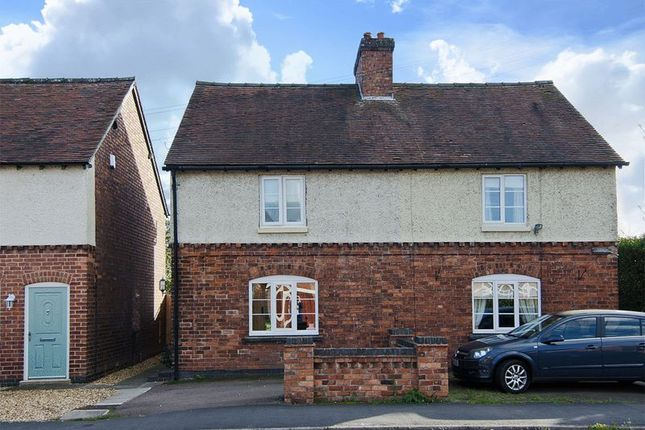 2 bed semi-detached house for sale in Furlong Lane, Alrewas, Burton-On-Trent