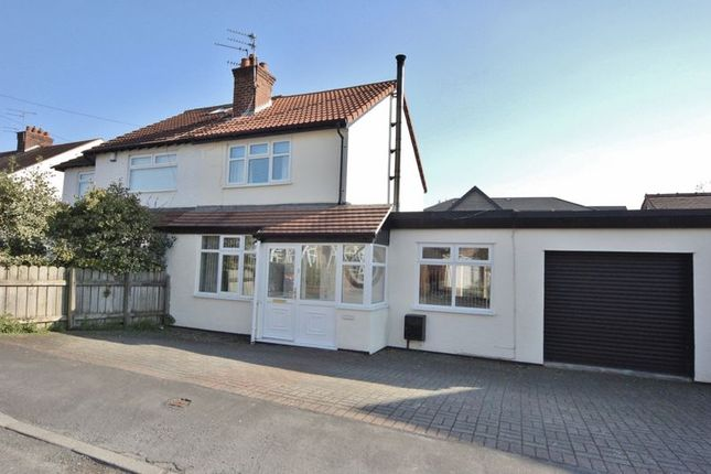 3 bedroom semi-detached house for sale in Downham Drive, Heswall, Wirral