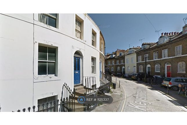 Thumbnail Terraced house to rent in Keystone Crescent, London