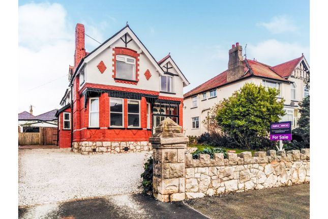 Thumbnail Detached house for sale in Abbey Road, Rhos On Sea