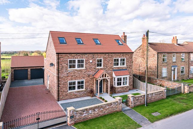 Thumbnail Detached house for sale in Main Street, Newton On Derwent, York