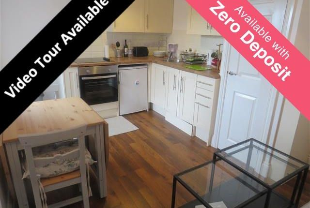 Thumbnail Flat to rent in Wimborne Road, Bournemouth