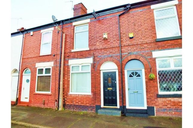 Thumbnail Terraced house to rent in Russell Street, Stockport