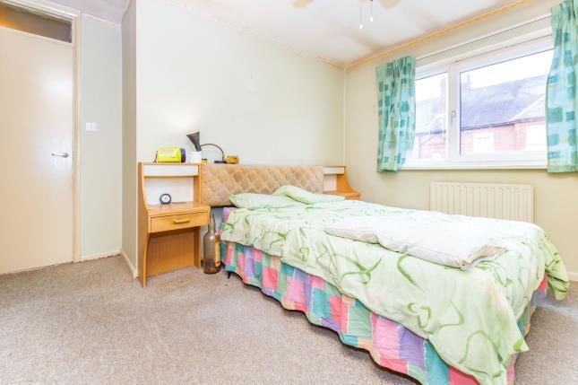 Master Bedroom of Selbourne Street, Loughborough, Leicestershire, . LE11