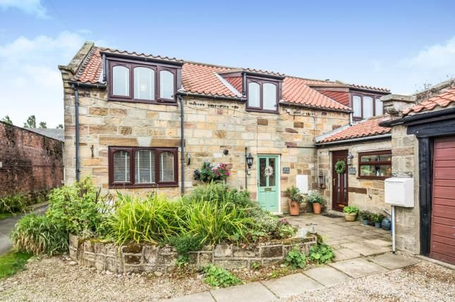 Thumbnail Semi-detached house for sale in Barn Cottage, High Street, Hinderwell