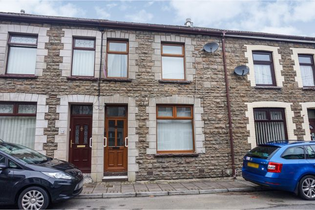 Thumbnail Terraced house for sale in Godreaman Street, Aberdare