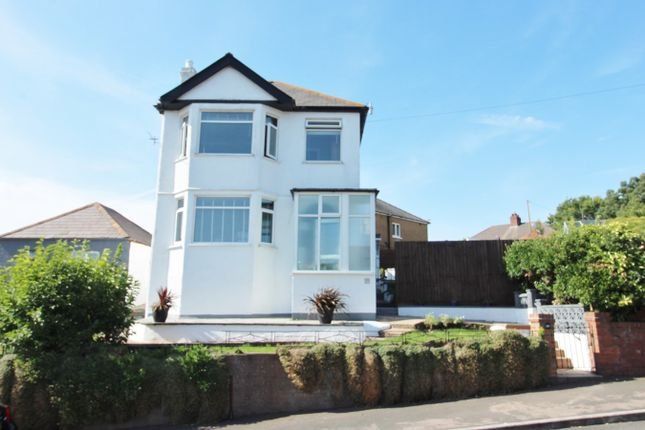 Thumbnail Detached house for sale in Beechwood Crescent, Newport