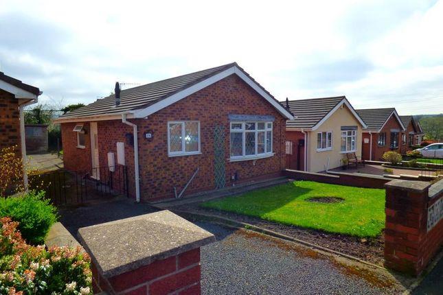 Thumbnail Detached bungalow for sale in Willeton Street, Bucknall, Stoke-On-Trent