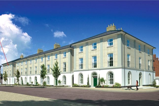 Thumbnail Flat for sale in Flat 2 Reeve Street, Poundbury, Dorchester