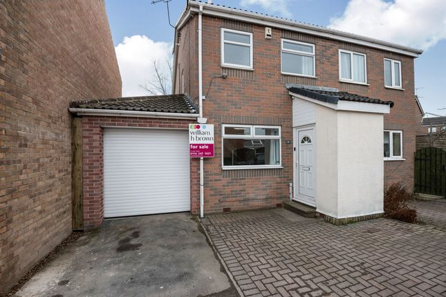 Thumbnail Semi-detached house for sale in Inglewood Court, Sothall, Sheffield