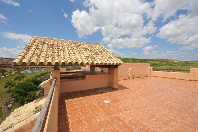 Roof Terrace of Spain, Málaga, Casares, Casares Playa