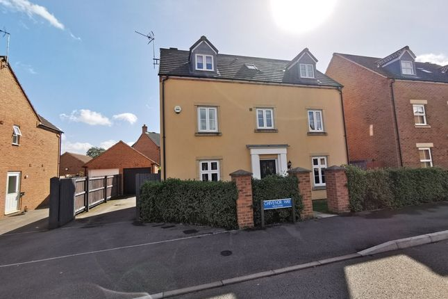 Thumbnail Detached house for sale in Chivenor Way Kingsway, Gloucester