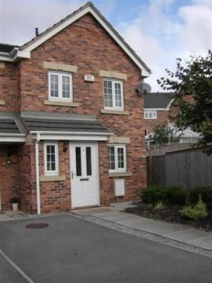 Thumbnail Semi-detached house to rent in Castle Lodge Mews, St George's Park, Rothwell, Leeds, West Yorkshire