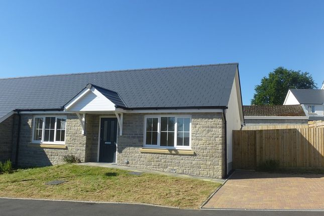 Thumbnail Bungalow to rent in Parc Y Mynydd, Saron, Ammanford, Carmarthenshire.