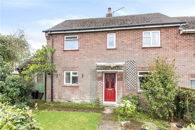 Thumbnail Semi-detached house for sale in The Green, Kingston, Sturminster Newton, Dorset