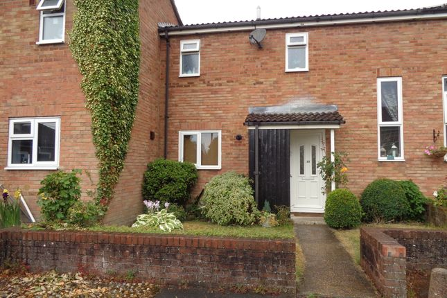 Thumbnail Terraced house to rent in Holt Way, Hook