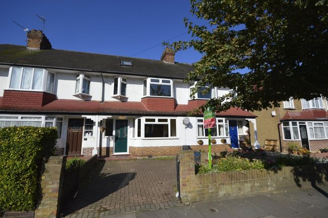 Thumbnail Terraced house for sale in Grasmere Avenue, Whitton, Hounslow