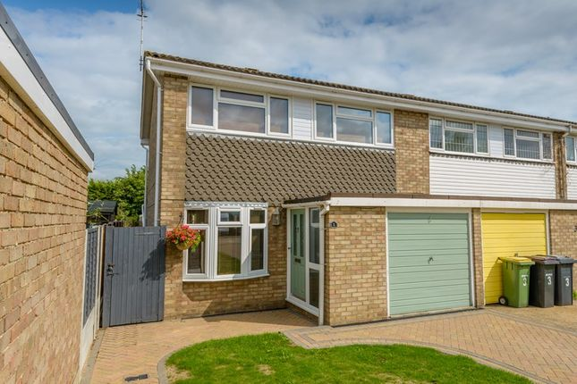 Thumbnail Semi-detached house for sale in Brookside Avenue, Great Wakering, Great Wakering