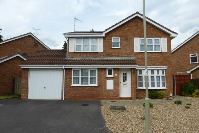 Thumbnail Detached house to rent in Langdale Close, Southwood