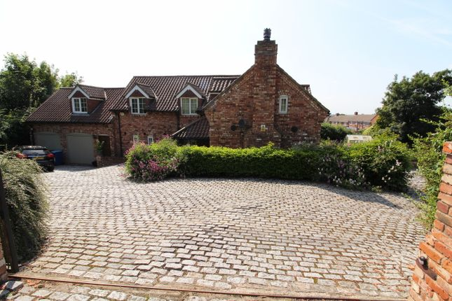 Thumbnail Detached house to rent in Summer Hill, Gainsborough
