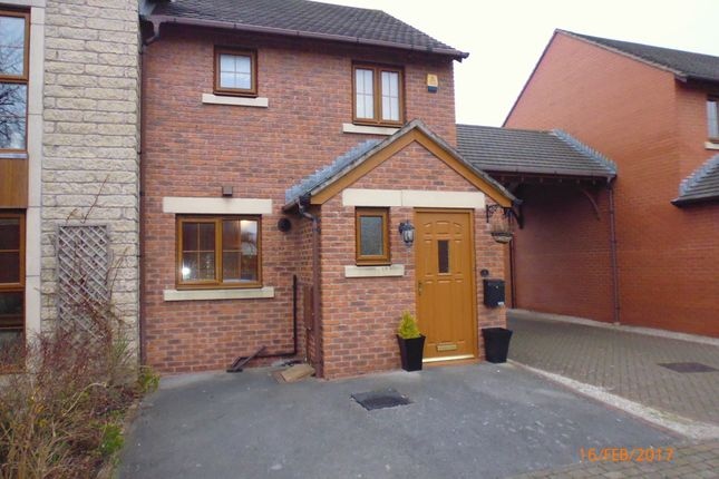 2 bed semi-detached house to rent in Guinea Hall Close, Southport