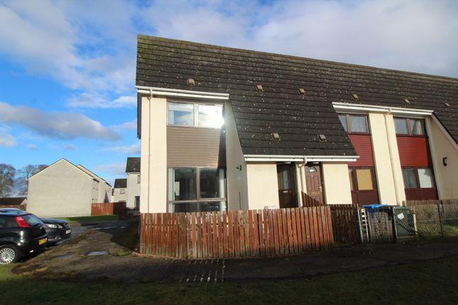 2 bed end terrace house for sale in 17 Fraser Road, Invergordon IV18