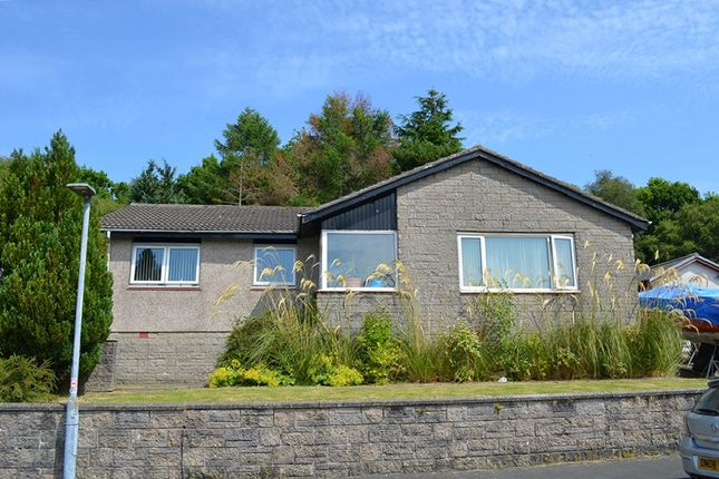 Thumbnail Bungalow for sale in Lochan Avenue, Kirn, Dunoon