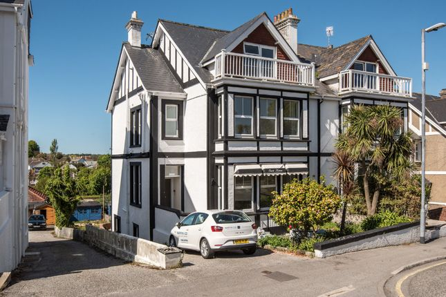 Thumbnail Semi-detached house for sale in Avenue Road, Falmouth, Cornwall