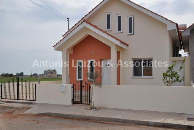 3 bed bungalow for sale in Liopetri, Cyprus