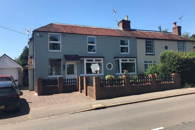 4 bed semi-detached house for sale in Main Street, Peasmarsh, Rye TN31