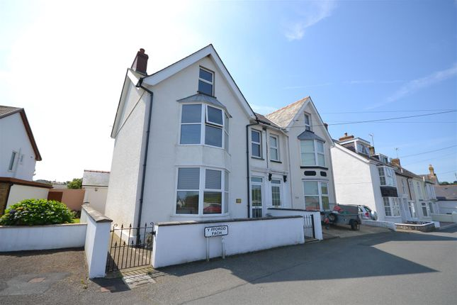 4 bed semi-detached house for sale in Aberporth, Cardigan