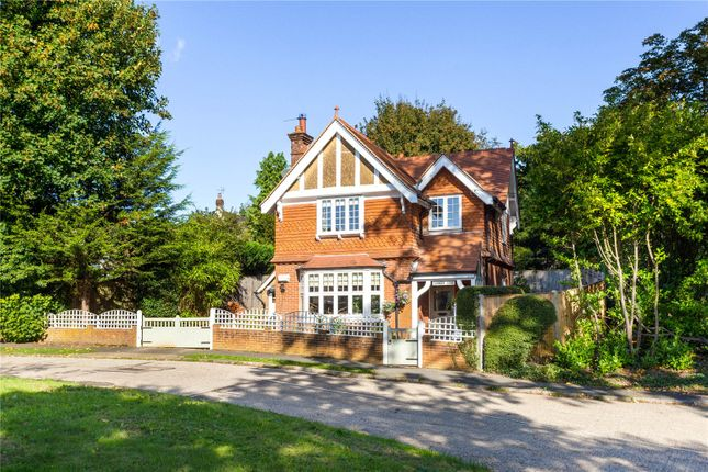Thumbnail Detached house for sale in Thornden, Cowfold, Horsham, West Sussex