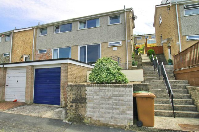Thumbnail Semi-detached house for sale in Holly Park Drive, Holly Park