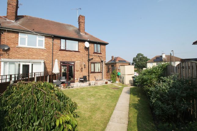 Semi-detached house for sale in Livingstone Avenue, Doncaster