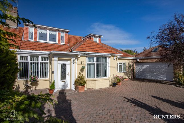 Thumbnail Semi-detached bungalow for sale in Woodlands Road, Cleadon Village, Sunderland