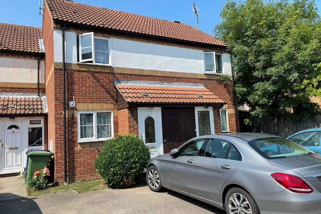 2 bed terraced house for sale in Mill Close, Wisbech PE13