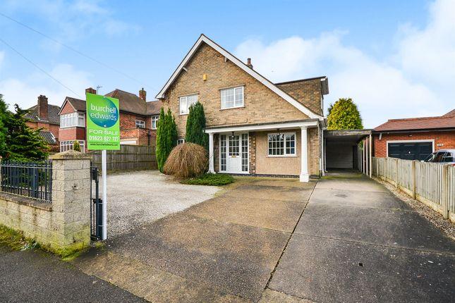 Thumbnail Detached house for sale in Oak Tree Lane, Mansfield